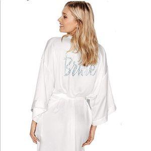 Victoria's Secret Intimates & Sleepwear - Victoria's Secret dream angels bridal robe
